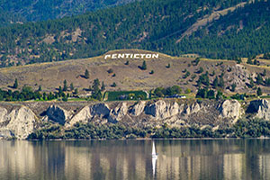 So much to see and do in Penticton, British Columbia